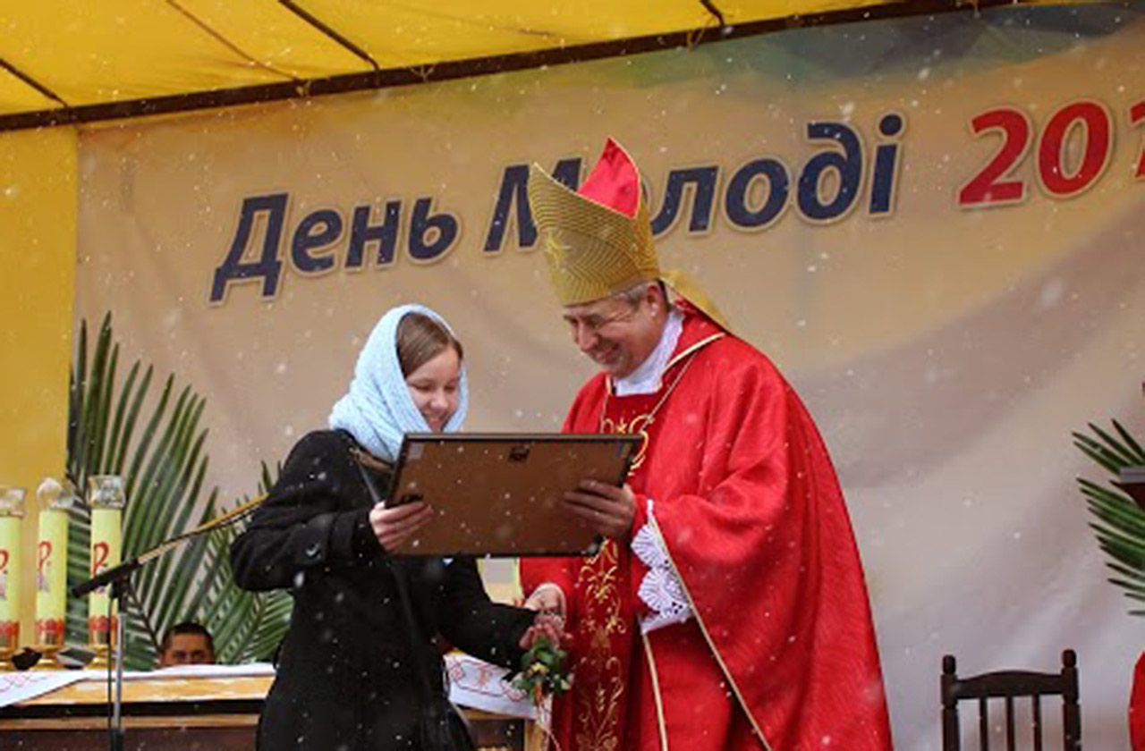 Źródłó - profil diecezji kijowsko-żytomierskiej na plus.google.com