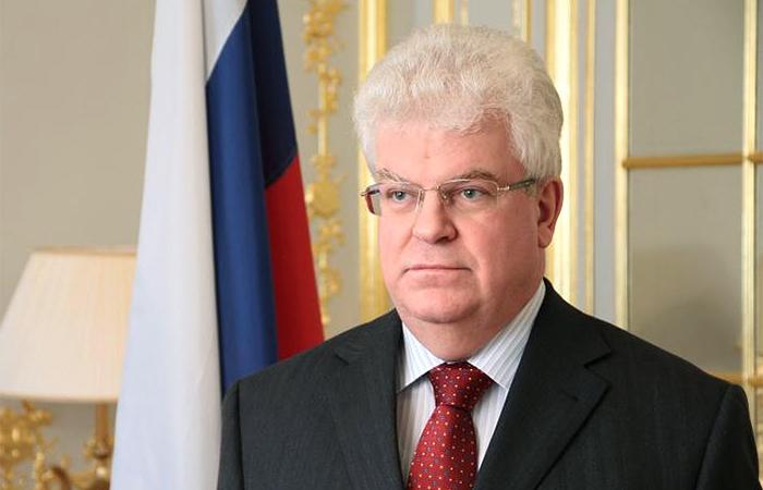 Władimir Czyżow. Źródło - www.tvc.ru
