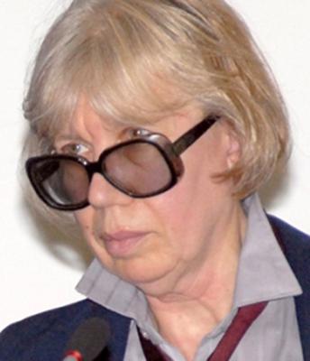 Tamara Jakżyna. Źródło - credo.org.ua