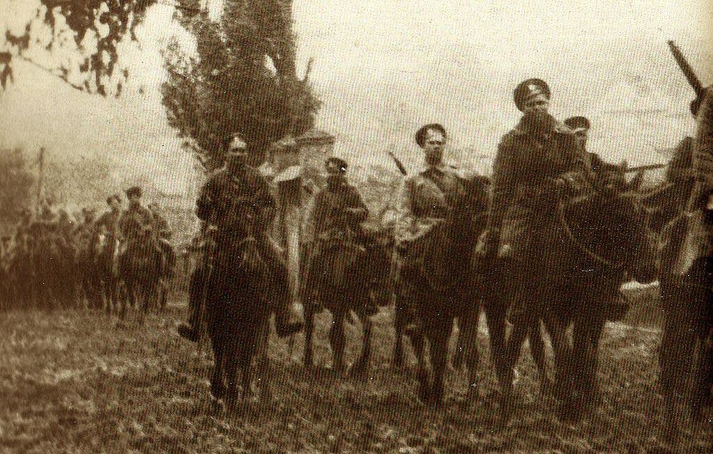 Kozackie oddziały w WP
