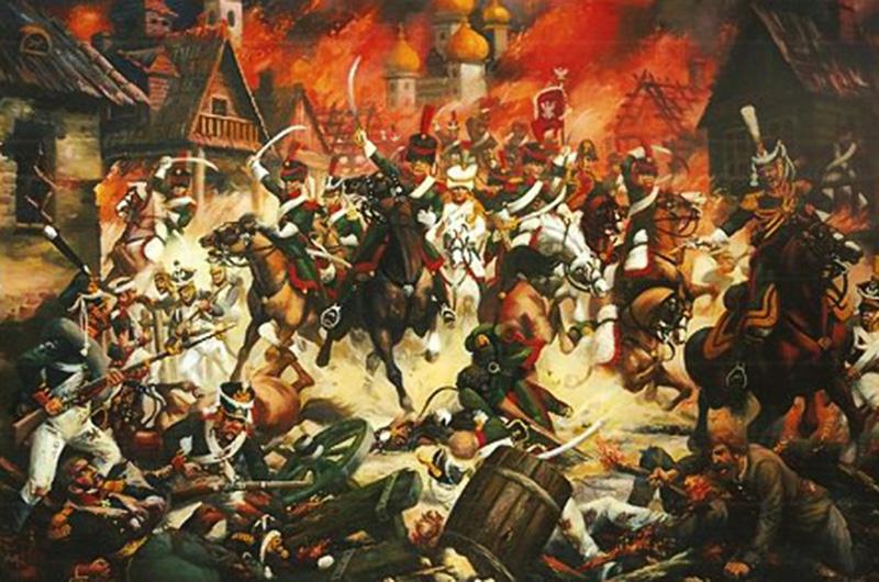 Polacy w 1812 w Rosji