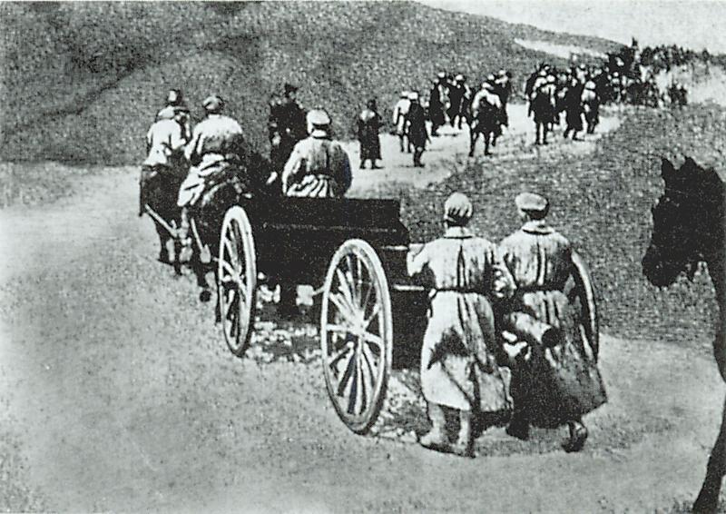 Ukraińska Halicka Armia pod Czortkowem. Źródło - ukrmap.su