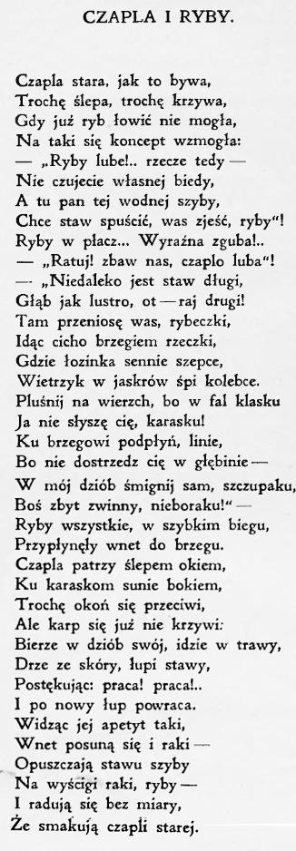 Kresowa Poezja Kazimierz Gliński Słowo Polskie