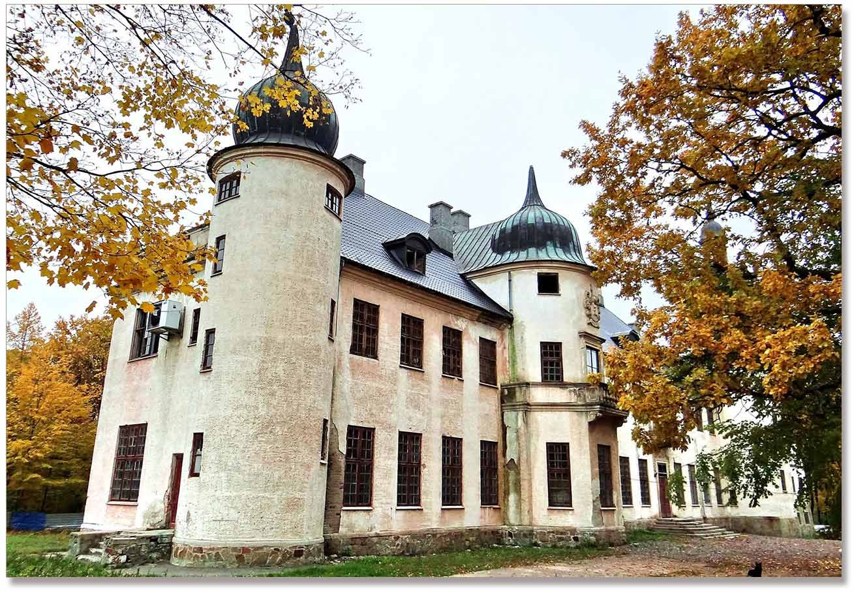 Pałac Szuwałowych w Talnym. Źródło - galleryua.com