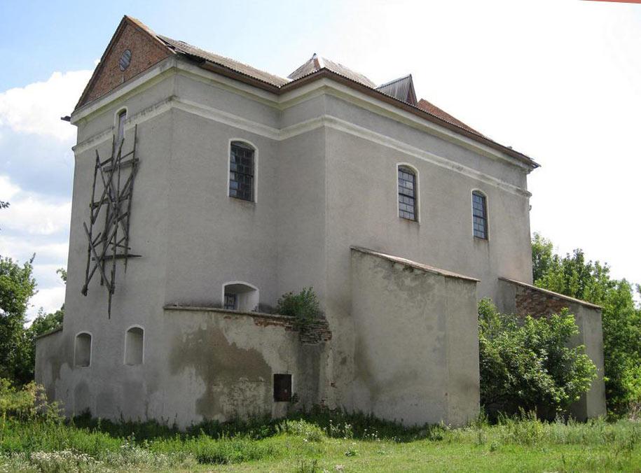 Kościół w Kunie