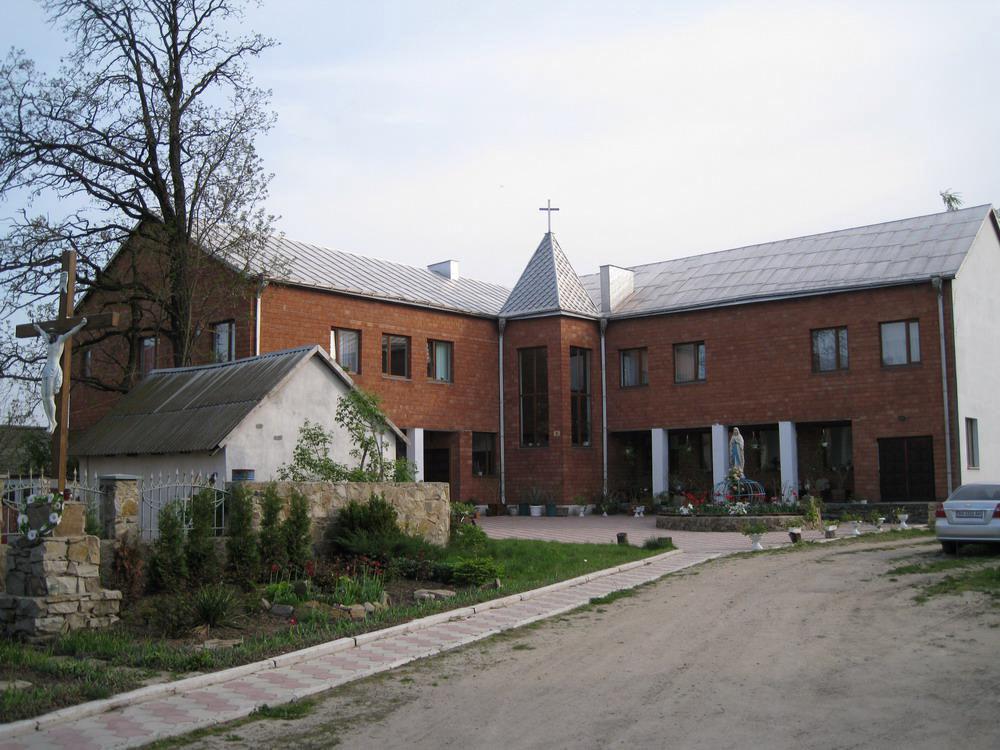 Klasztor ojców marianów w Mohylowe Podolskim
