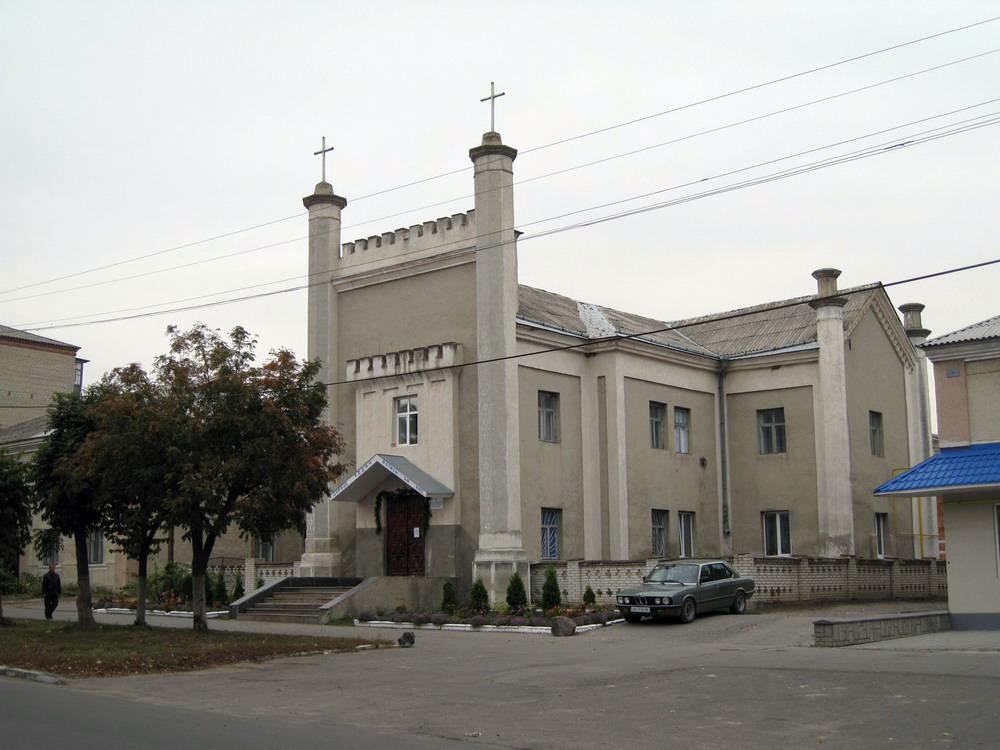 Kościół w Tulczynie