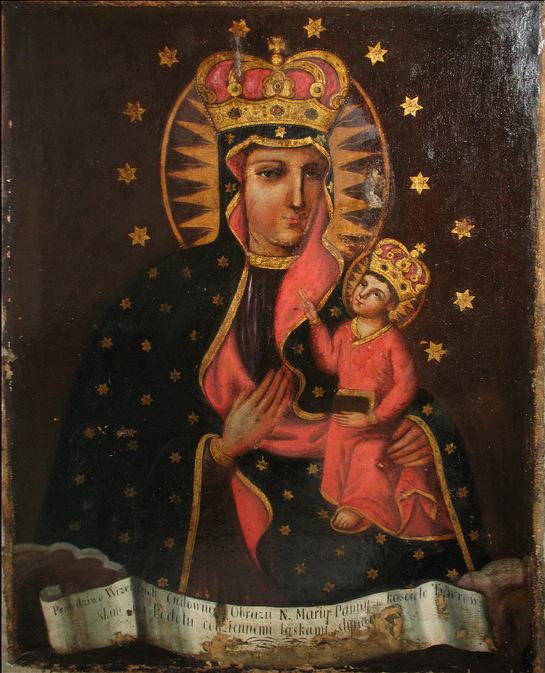 Cudowny obraz Matki Boskiej Tywrowskiej