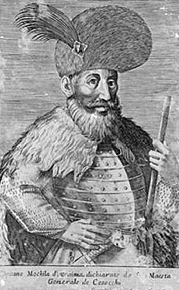 Hetman Andrij Mohyła
