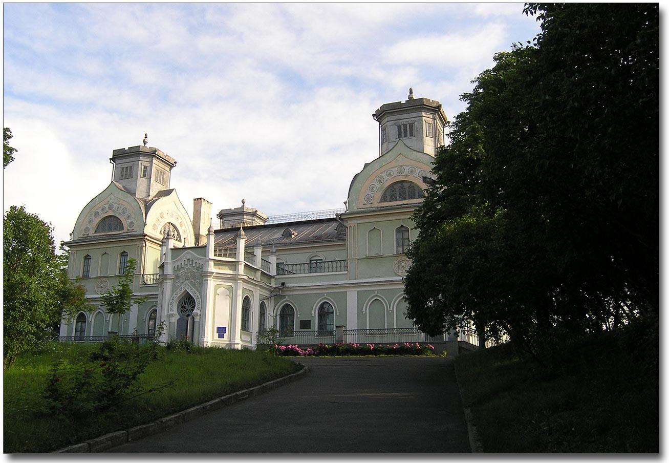Była rezydencja Stanisława Poniatowskiego w Korsuniu