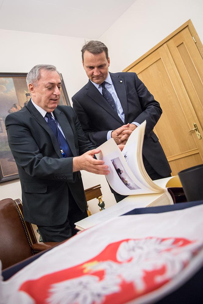 Źródło - msz.gov.pl. Fot. M. Kosiński