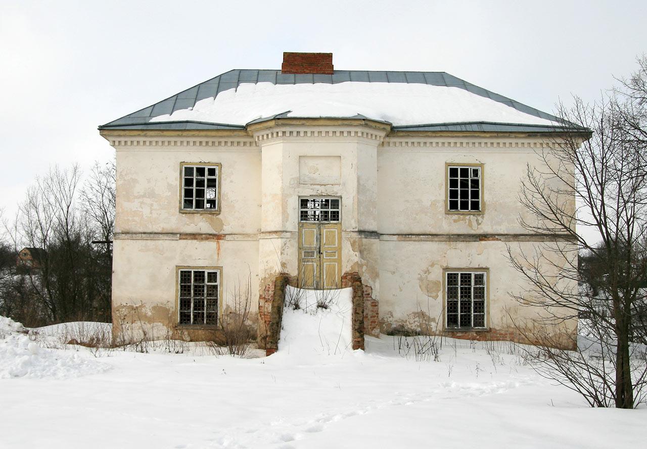 Pałac w Steblowie