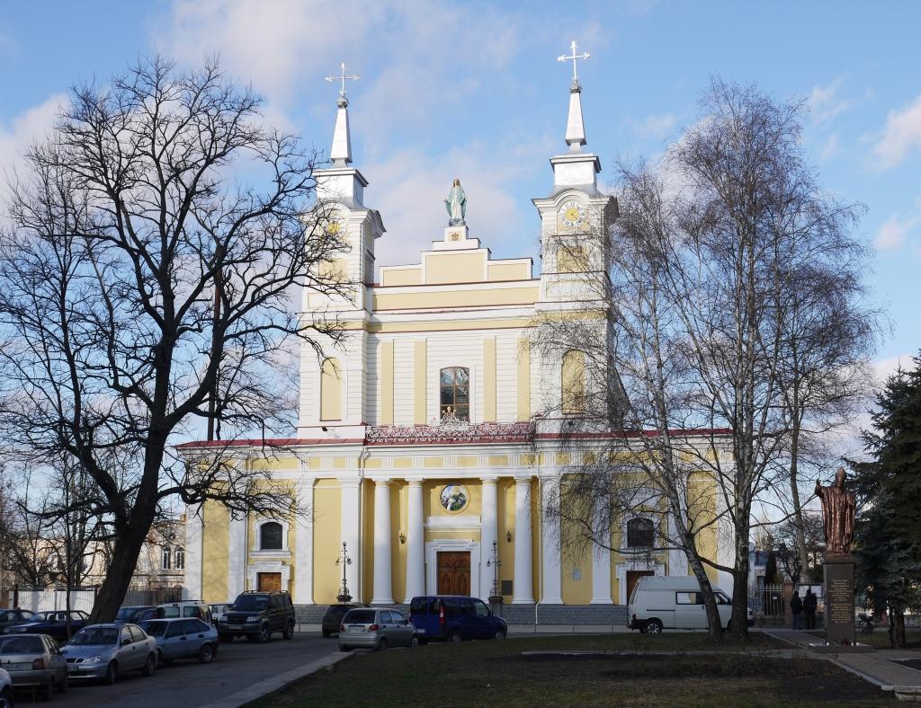 Zdjęcie pobrane z http://czasnapolske.pl/relacje/Koscioly-katolickie-w-Zytomierzu,31.html