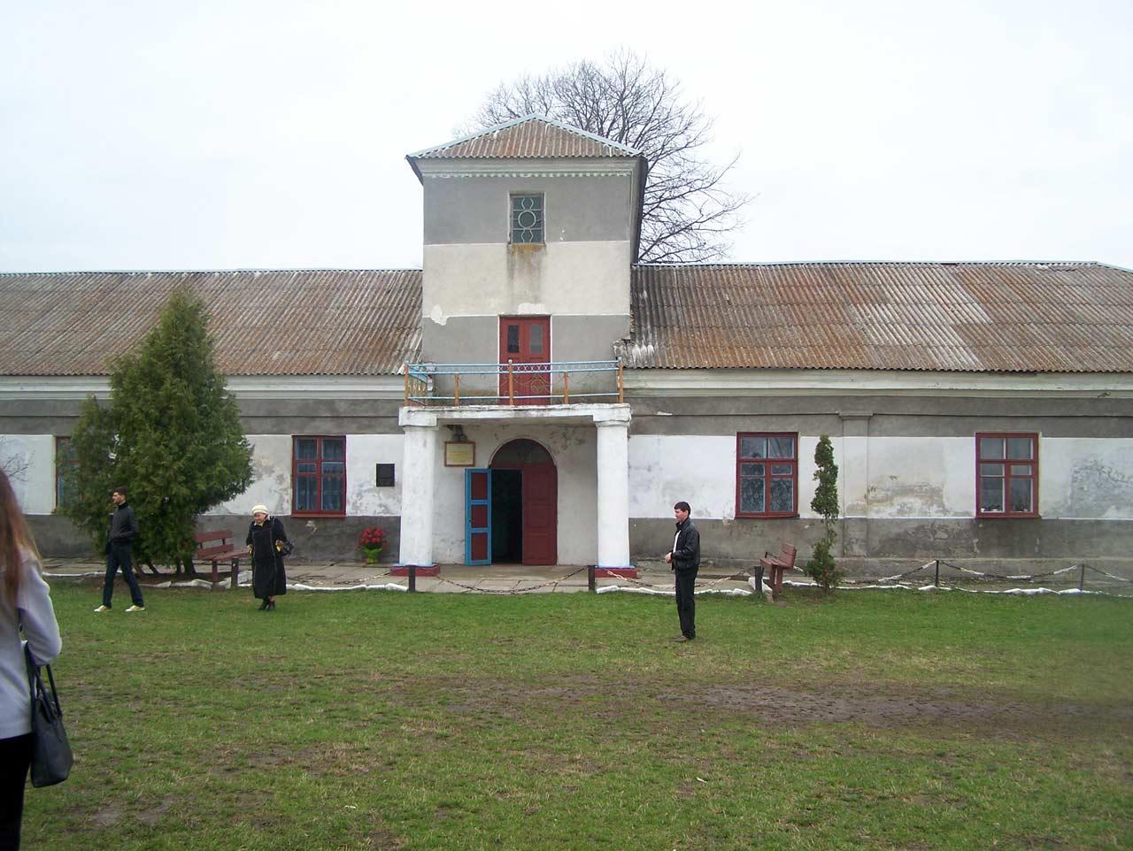 W domu Kraszewskiego teraz szkoła podstawowa