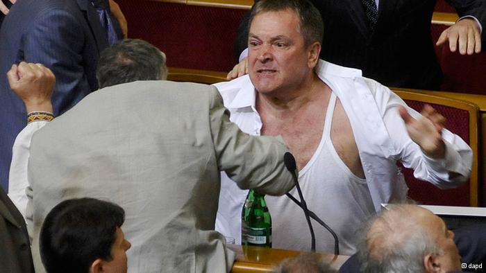 Na zdjęciu Wadim Kolesniczenko - autor ustawy.Zdjęcie pobrane z http://www.dw.de/dw/article/0,,15987510,00.html