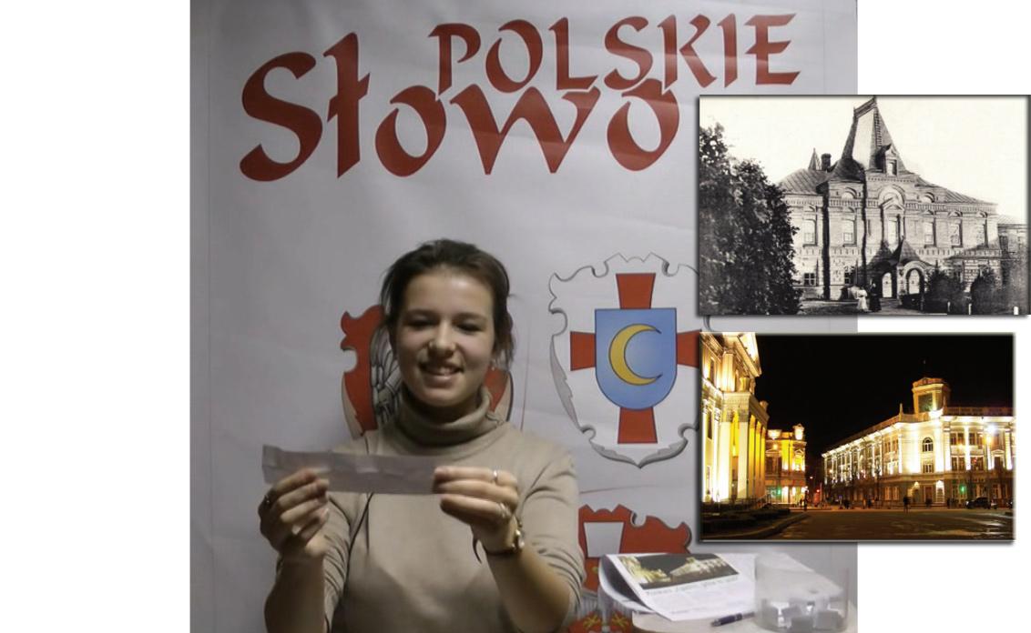 Na zdjęciu Ania Szłapak