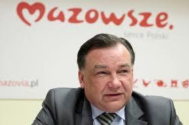 Na zdjęciu Adam Struzik - Marszałek województwa mazowieckiego. Zdjęcie pobrane z podatki.gazetaprawna.pl