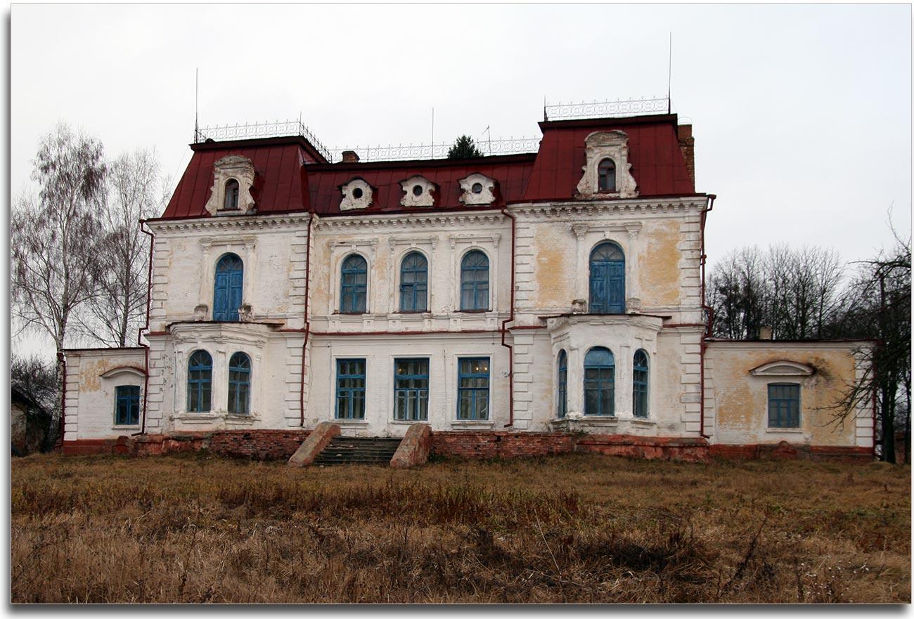 Posiadłość Tyszkiewiczów w Szpiczyńcach