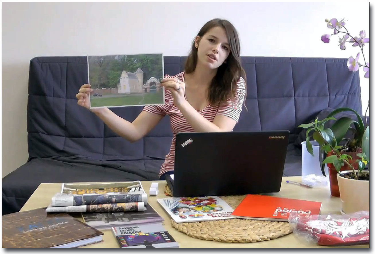 Ania Szłapak prezentuje nowe zadanie konkursowe