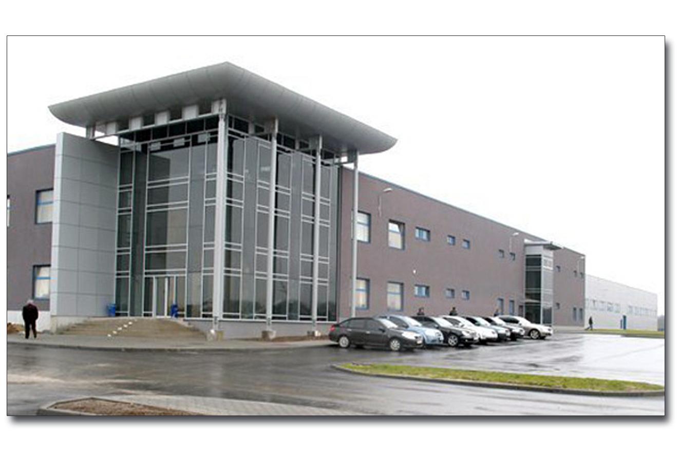 Fabryka Cersanit w Nowogradzie-Wołyńskim. Źródło - www.aecom.com