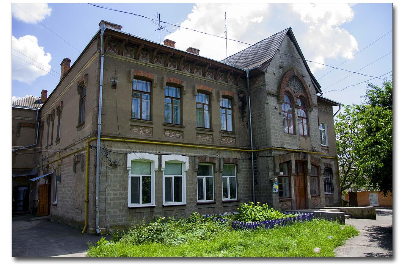 Dom Łozowskich na ulicy Artynowa 39