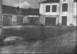 Podwórko NKWD, na którym mordowano niewinnych
