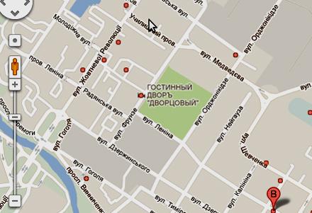 Zdjęcie pobrano z googlemaps.com
