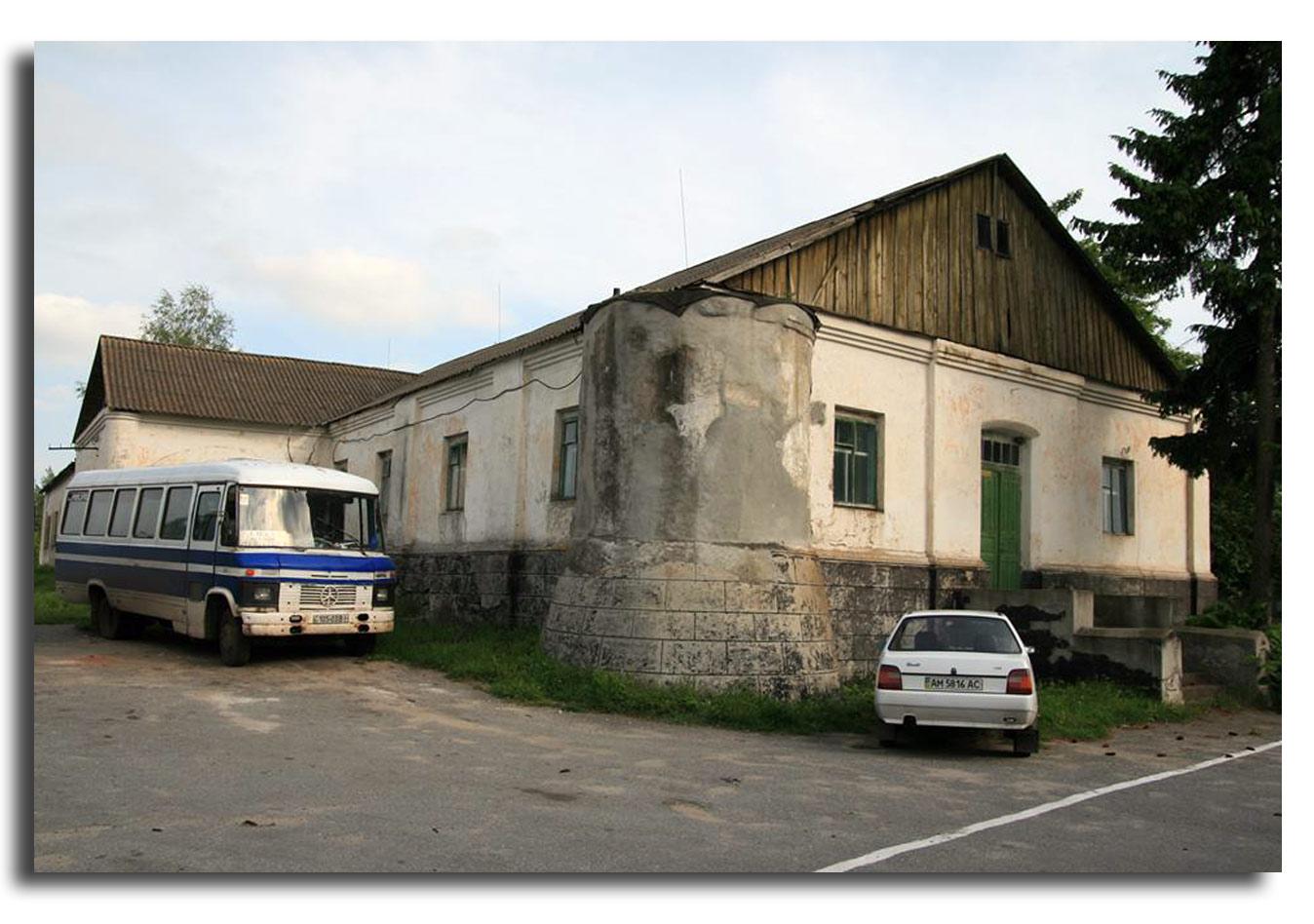 Pałac w Lubarze