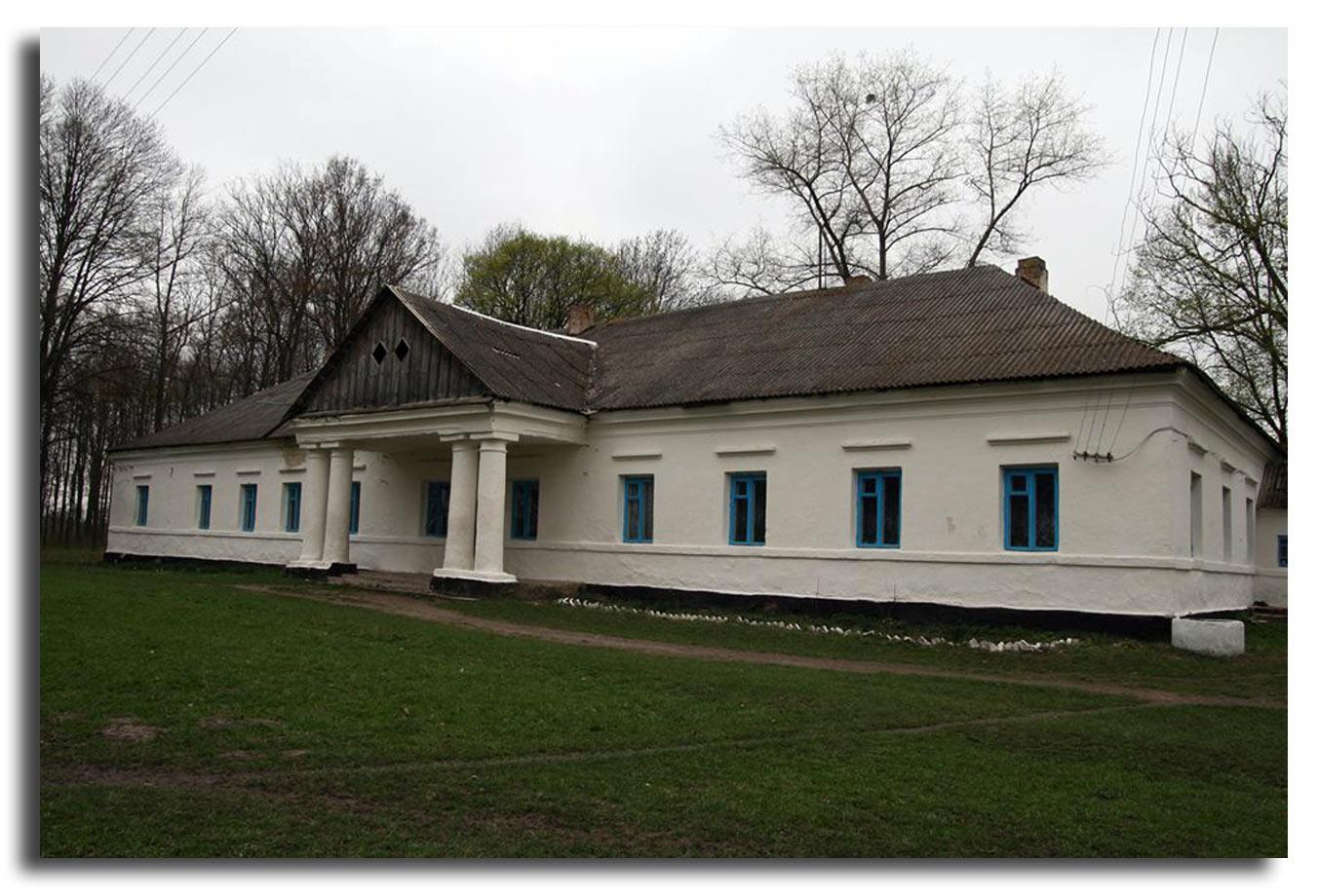 Pałac w Stowpowie