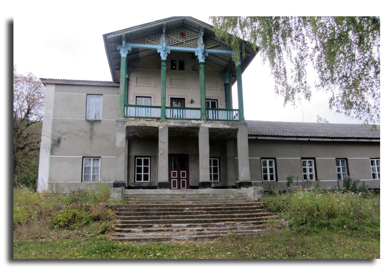 Liszczyniecki pałac