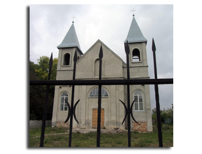 Kościół w Pogrebyszczu