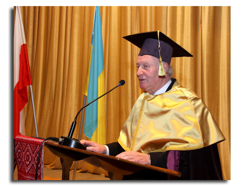 Profesor Franciszek Szlosek