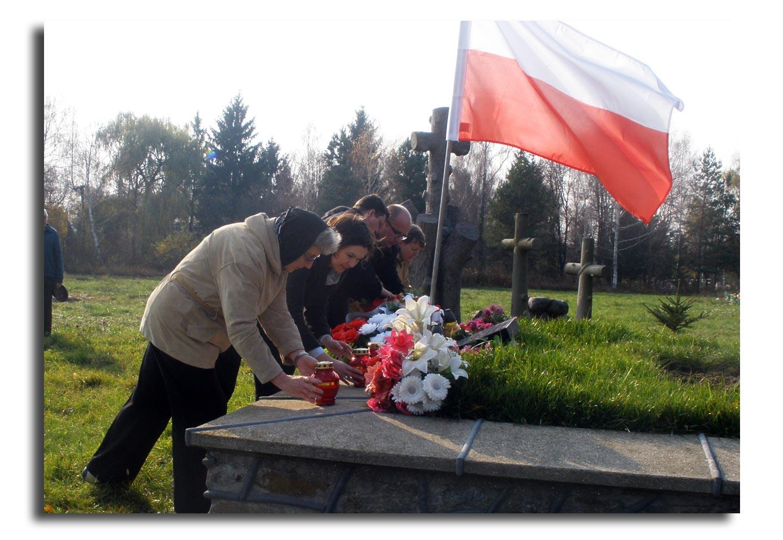 Na polskim cmentarzu w Barze