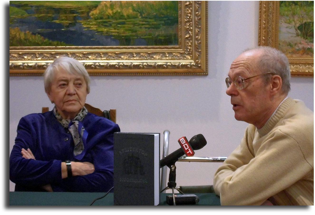 Irena Małakowa i Dmytro Małakow