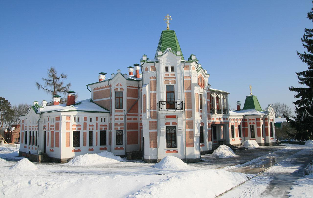 Pałac w Tomaszówce